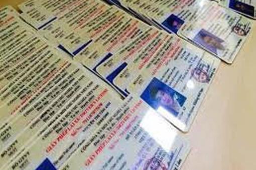 Xử lý tình trạng rao bán giấy phép lái xe