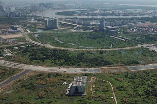 Cuối tháng 6/2019 sẽ hoàn tất kết luận thanh tra dự án Khu đô thị mới Thủ Thiêm