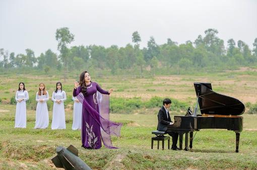 """NSƯT Tố Nga sắp ra mắt MV """"Gửi vào thương nhớ"""" nhân Ngày Thương binh, Liệt sĩ"""