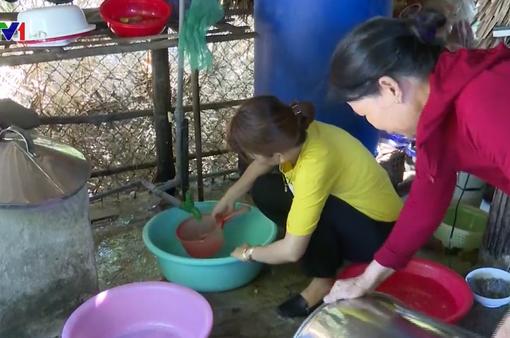 Hội An thiếu nước sinh hoạt trầm trọng