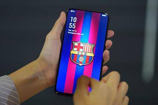 Cực chất smartphone Oppo Reno 10x Zoom phiên bản FC Barcelona