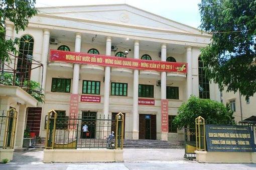 Bắt tạm giam Phó Giám đốc Ban Giải phóng mặt bằng và tái định cư TP Thanh Hóa