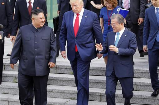 Triều Tiên cảnh báo tập trận Mỹ - Hàn ảnh hưởng tới đàm phán hạt nhân
