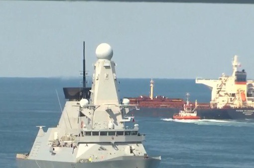 Anh gửi thêm tàu chiến tới vịnh Ba Tư