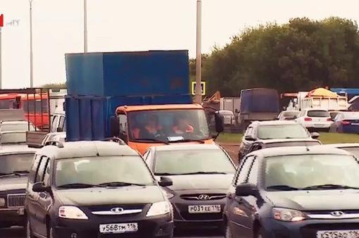 Moskva (Nga) giải bài toán tắc đường nhờ hệ thống giao thông thông minh