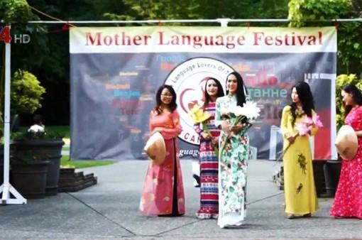 Quảng bá văn hóa Việt tại Mother Language Festival 2019