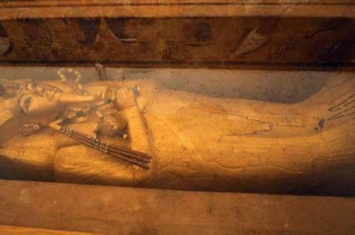 Phục hồi quan tài của Vua Tutankhamun lần đầu tiên trong gần 100 năm qua