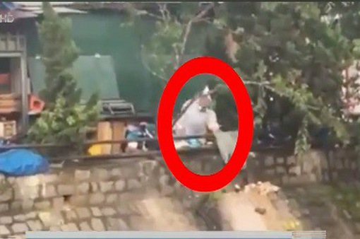 Xử phạt 6 triệu đồng người đổ rác xuống suối Cam Ly (Lâm Đồng)