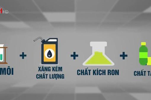 Đường dây xăng dầu của Trịnh Sướng đã bán 350 triệu lít xăng giả ra thị trường