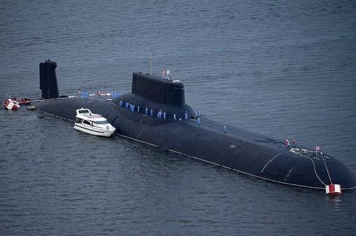 Nga: Hạm đội phương Bắc tập trận chống tàu ngầm