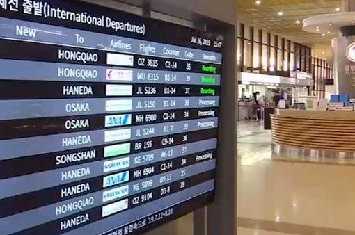 Người dân Hàn Quốc tẩy chay hàng hóa Nhật