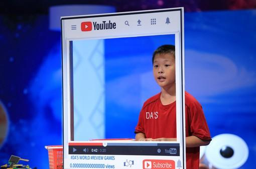 """Kiddie Shark - Tập 1: """"Ông cụ non"""" 9 tuổi gọi thành công 200 triệu để phát triển kênh YouTube"""