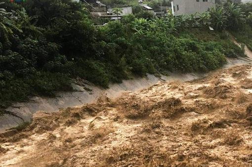 Mưa lũ gây thiệt hại nghiêm trọng tại Yên Bái