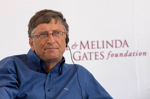 Bill Gates được ngưỡng mộ nhất thế giới