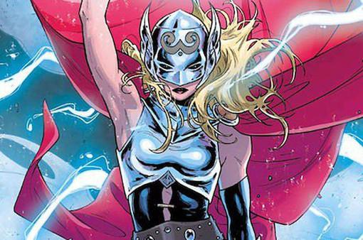 Natalie Portman sẽ trở lại Thor 4 với vai trò mới