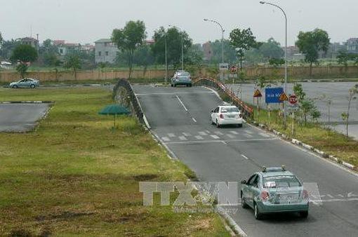 Học viên thi giấy phép lái xe tại 5 tỉnh, thành được giám sát qua camera