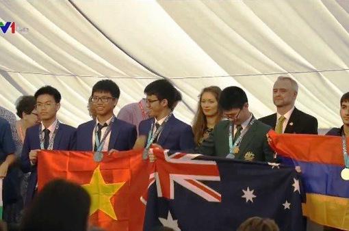 Dấu ấn Việt Nam tại kỳ thi Olympic Toán quốc tế 2019