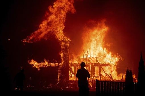 Cháy trại thiếu nhi ở Nga, 13 người thương vong