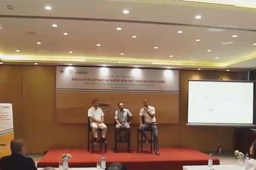 Giải đua ô tô địa hình châu Á sắp tới Việt Nam