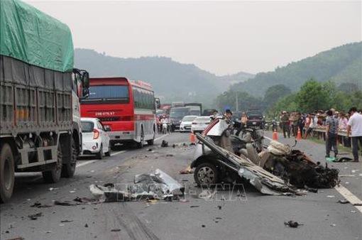 22 người chết, 13 người bị thương do tai nạn giao thông ngày mùng 1 Tết Canh Tý