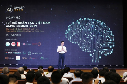 Trí tuệ nhân tạo là công cụ mang lại thời cơ lớn cho Việt Nam