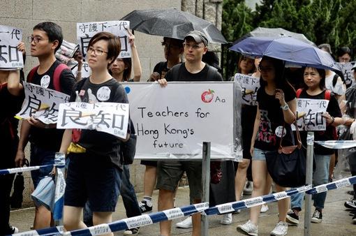Chính quyền Hong Kong (Trung Quốc) kêu gọi khôi phục trật tự