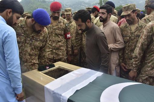 Binh lính Ấn Độ và Pakistan lại đấu súng ở khu vực Kashmir