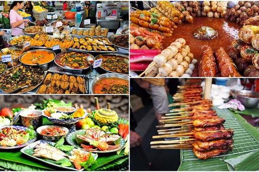 Thái Lan nâng cao chất lượng thức ăn đường phố