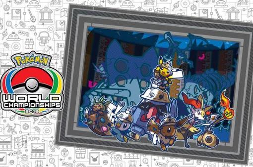Hơn 7.500 người tham dự Giải vô địch Pokemon thế giới