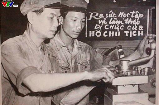 """""""Hành trình vươn tới những ước mơ – 50 năm thực hiện di chúc của Chủ tịch Hồ Chí Minh (1969 -2019)"""":  Tái hiện những khoảnh khắc hào hùng của dân tộc"""