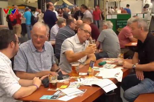 Bia - Một nét văn hóa của Anh