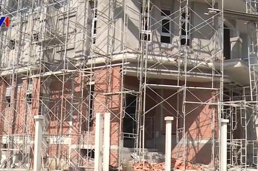 Sở Xây dựng TP.HCM phê bình thanh tra liên quan đến 110 căn biệt thự
