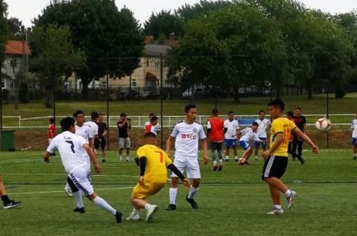 Giải bóng đá Cúp người Việt tại Vương quốc Anh 2019