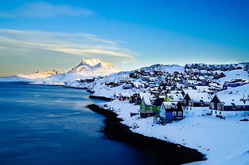 Chiêm ngưỡng vẻ đẹp hút hồn của hòn đảo băng giá Greenland