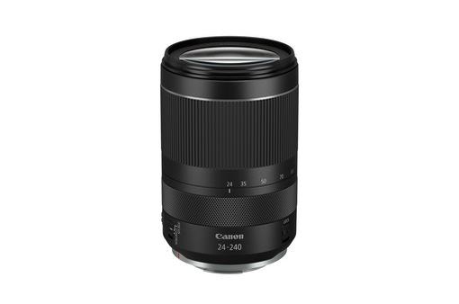 """Canon ra mắt ống kính RF24-240MM F/4-6.3 IS USM cho dân """"nghiền"""" du lịch"""