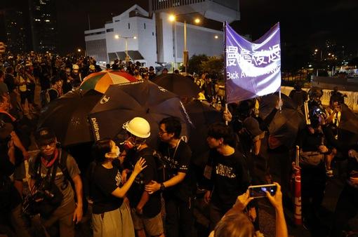 Tổng thống Mỹ cảnh báo Trung Quốc về vấn đề Hong Kong