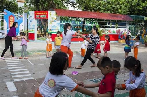 Hà Nội: Phải thông báo quy trình đưa đón, quản lý trẻ cho phụ huynh