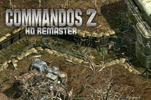 Commandos 2 tái xuất với phiên bản HD Remaster trước khi trình làng iOS và Android