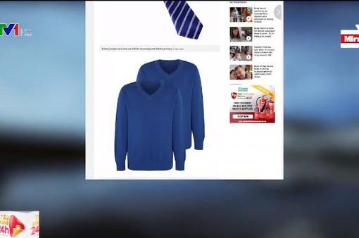 Anh: Phụ huynh lo lắng về chi phí mua sắm đồng phục năm học mới cho con