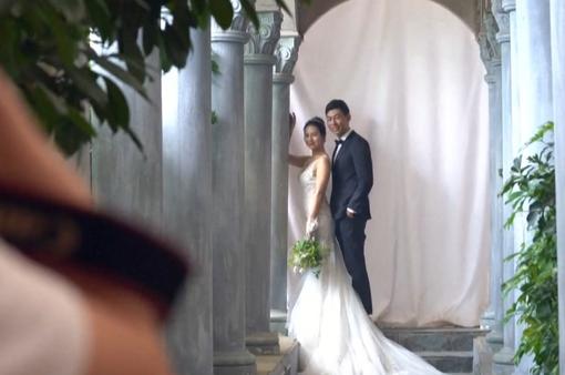 Các cặp đôi Trung Quốc chi bộn tiền cho một lần chụp ảnh cưới