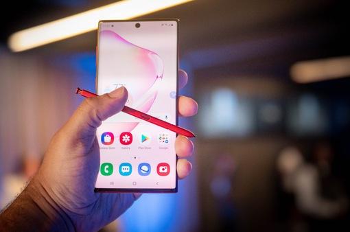 Hôm nay (23/8), Galaxy Note 10 chính thức lên kệ tại Việt Nam