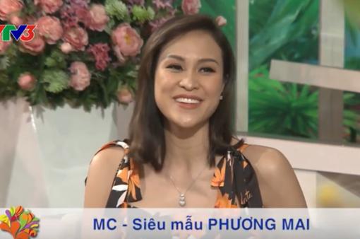 """MC Phương Mai: """"Tình yêu thay đổi cuộc đời tôi"""""""