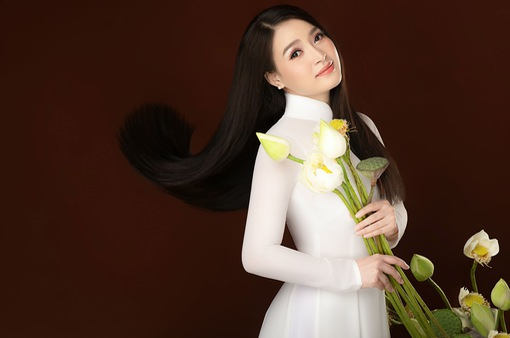 """Sao mai Đinh Trang ra mắt MV """"Bài ca hy vọng"""""""