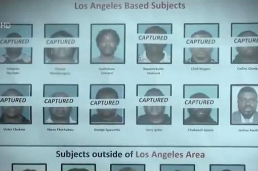 Phá đường dây lừa đảo giả danh bạn trai trực tuyến tại Mỹ