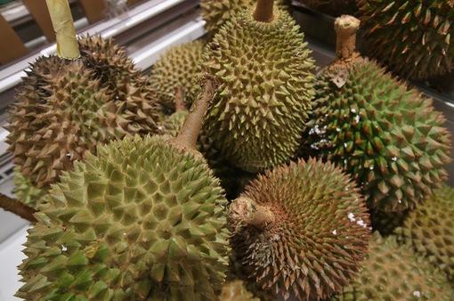 Thái Lan xuất khẩu sầu riêng tăng 45%
