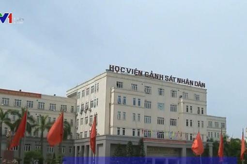 Học viện Cảnh sát nhân dân, Đại học PCCC xét tuyển nguyện vọng bổ sung