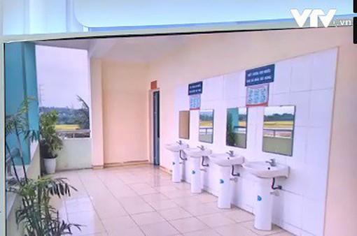Hà Nội đặt chỉ tiêu 100% trường học có nhà vệ sinh đảm bảo, an toàn