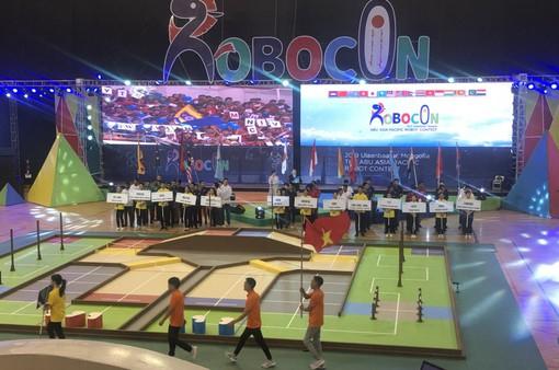 Cuộc thi Sáng tạo Robot châu Á - Thái Bình Dương - ABU Robocon 2019 chính thức khởi tranh