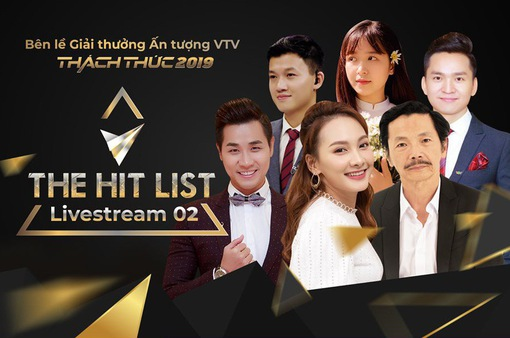 VTV Awards 2019 - The hit list số 2: Tương tác trực tiếp cùng dàn diễn viên hot và các MC điển trai