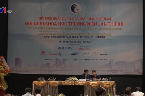Hội nghị Điện quang và Y học Hạt nhân toàn quốc lần thứ 21
